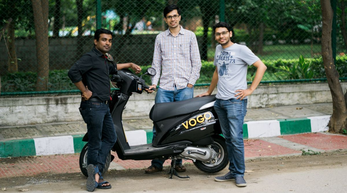 Vogo, a scooter sharing startup, raises Series A funding