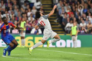Premier League: Mohamed Salah in diving storm as Liverpool beat Crystal Palace