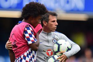 Chelsea news | Willian spills the beans on Blues' dressing room secrets