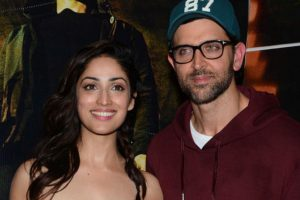 Learnt to be a selfless actor from Hrithik: Yami Gautam