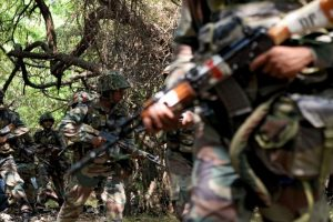Naxal killed by security forces in Chhattisgarh