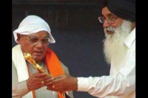 Vajpayee greatest statesmen on the world stage, says Badal