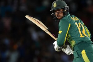De Kock steers South Africa to 2-0 lead in Sri Lanka
