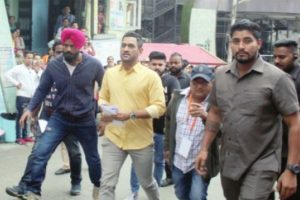 Only security provided to Dhoni, says Jai Ram