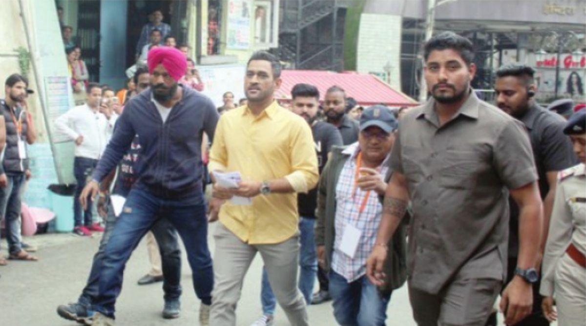 MS Dhoni, Jai Ram Thakur, cricketer, Sukhvinder Singh Sukhu, Shimla