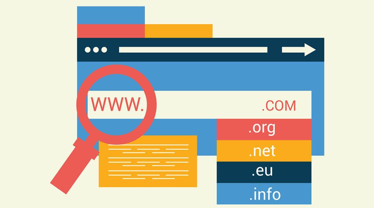 Internet domain name