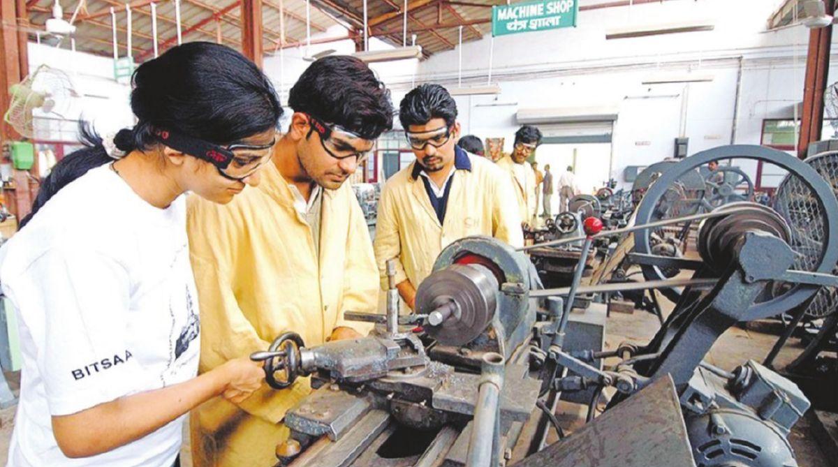 machines, engineering, IIT JEE entrance exam, IT companies, quality education