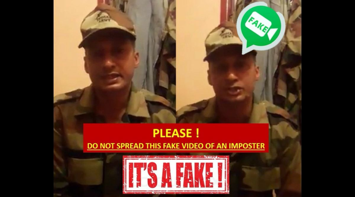 Kerala floods, fake news, Indian Army