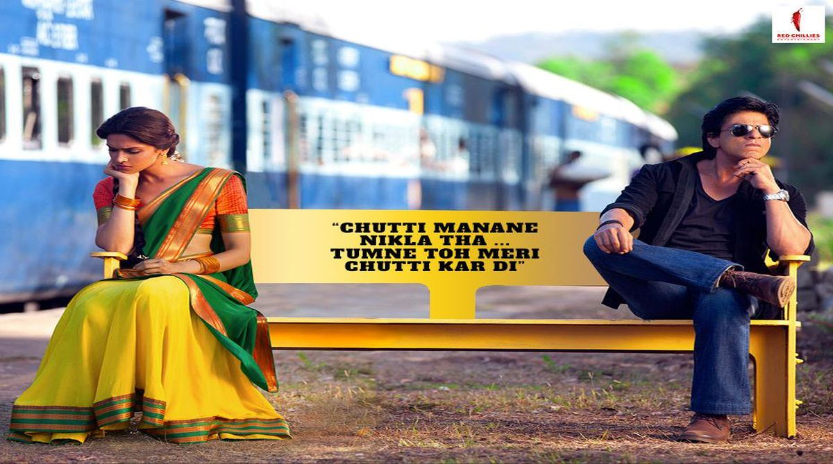 Celebrating 5 years of Chennai Express