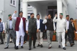 HP Assembly: Congress walks out over minister's statement