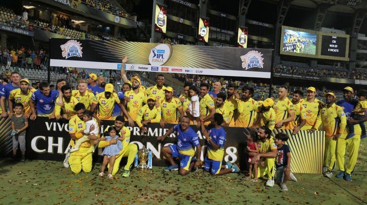 IPL 2018, CSK, Chennai Super Kings