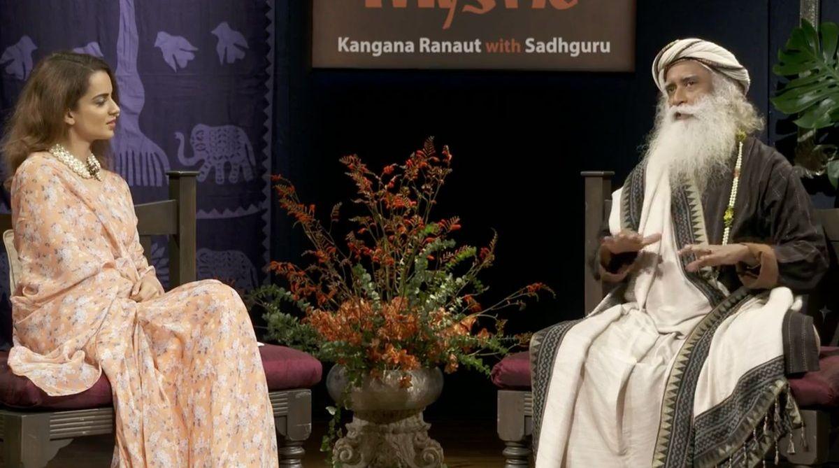 Politics shouldn't be viewed as career: Kangana Ranaut