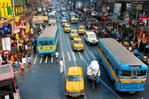 Kolkata's roads
