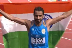 Asian Games 2018: Gold for Manjit, Jinson takes silver in 800m