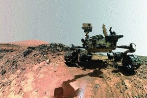 NASA Curiosity rover completes 6 years on Mars