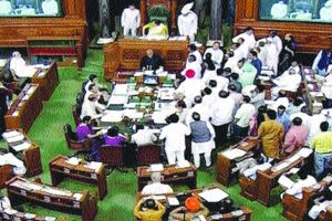 AIADMK's surprising flip-flop in House