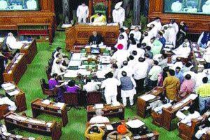 Congress, RJD walk out of Lok Sabha over Muzaffarpur case