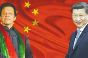 China road rocky for PM Khan