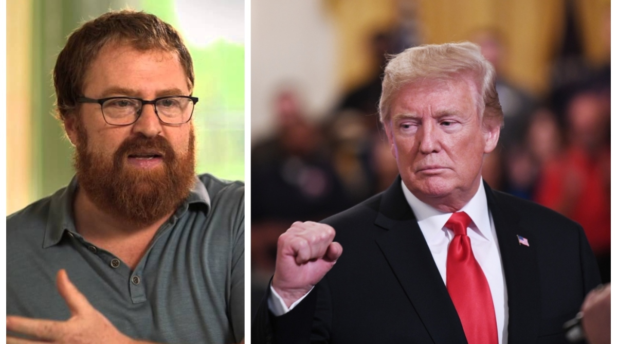R.J Cutler to make podcast series on Trump