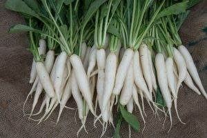 Eating radish may prevent heart disease, stroke