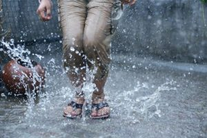 Light to moderate rains in parts of UP
