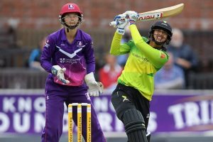 T20I super league: Super Smriti Mandhana smashes 60-ball hundred