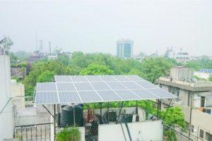4 societies in Dwarka to get solar power