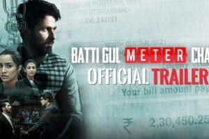 Batti Gul Meter Chalu trailer promises a 'powerful' drama