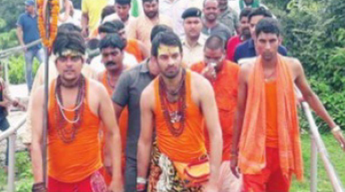 Lalu Prasad, Lord Shiva, Tej Pratap Yadav, fodder scam cases, pilgrimage tour