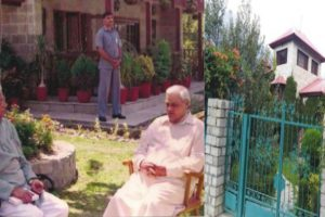 Vajpayee fondly called Himachal his 'second home'