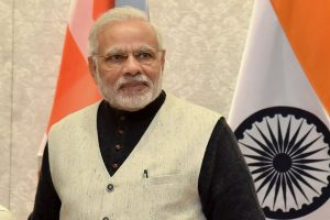 PM Modi honoured with UN's highest environmental award