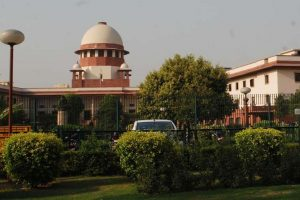 Can't bar criminal politicians, Parliament must make law in 'national interest': SC