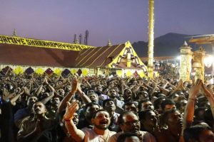 What is the Sabarimala temple case?