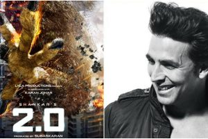 On 51st birthday, Akshay Kumar treats his fans with new poster of '2.0'