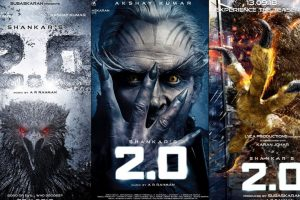 Teaser date out for Rajnikanth-starrer '2.0'