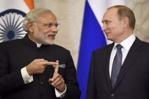 Modi-Putin summit: India-Russia to sign defence, energy deals