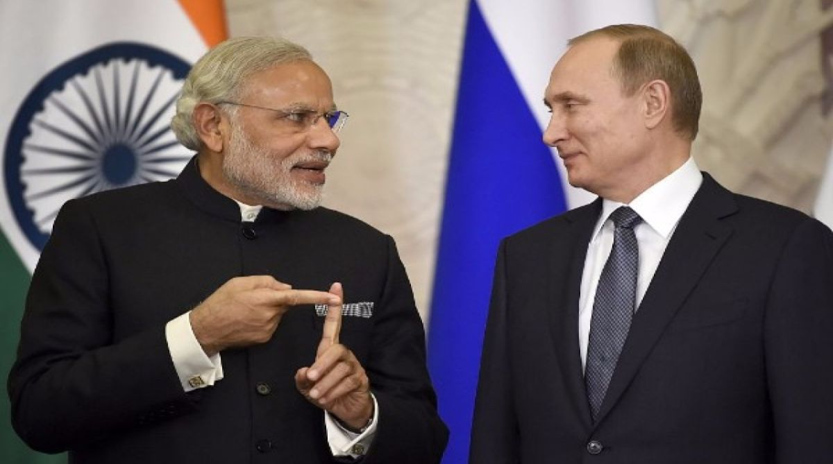 Modi-Putin summit, defence deals, energy deals, India-Russia, Russian President, Indian PM, Narendra Modi, Vladimir Putin