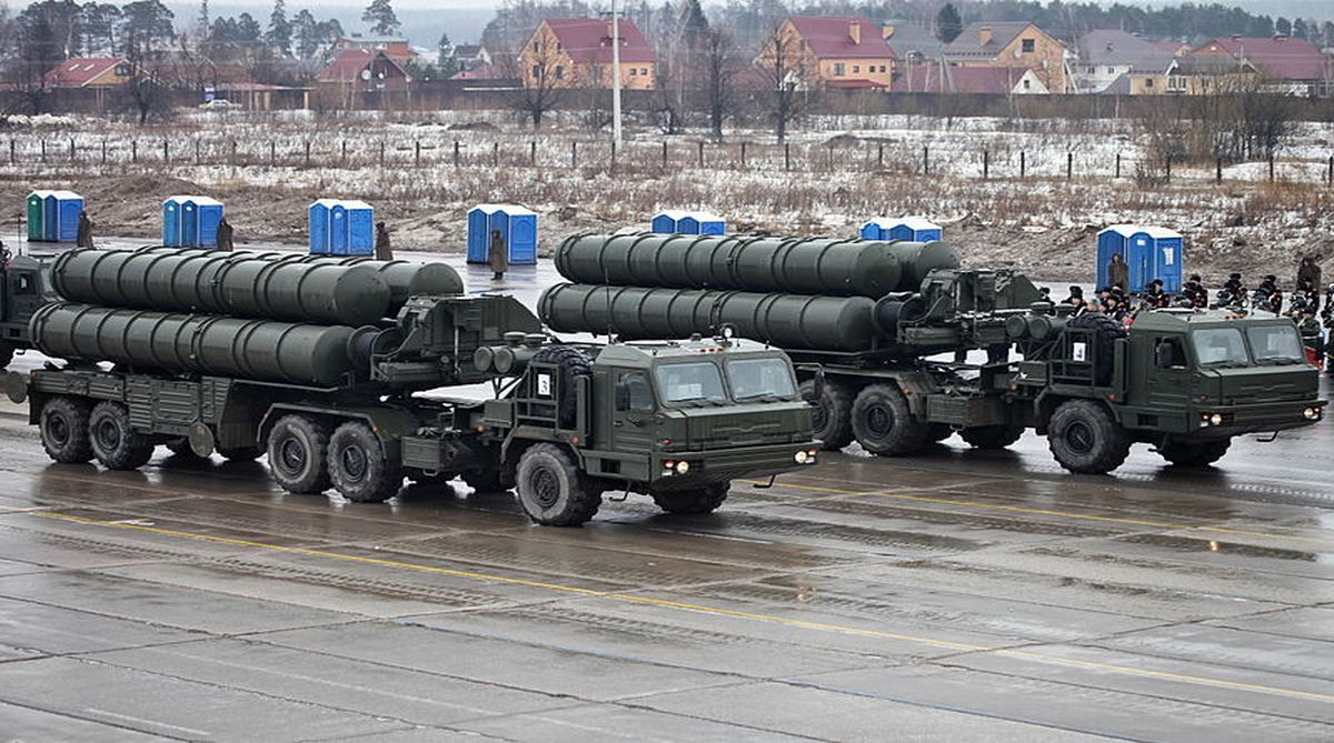 Sanctions on Russian missile purchase
