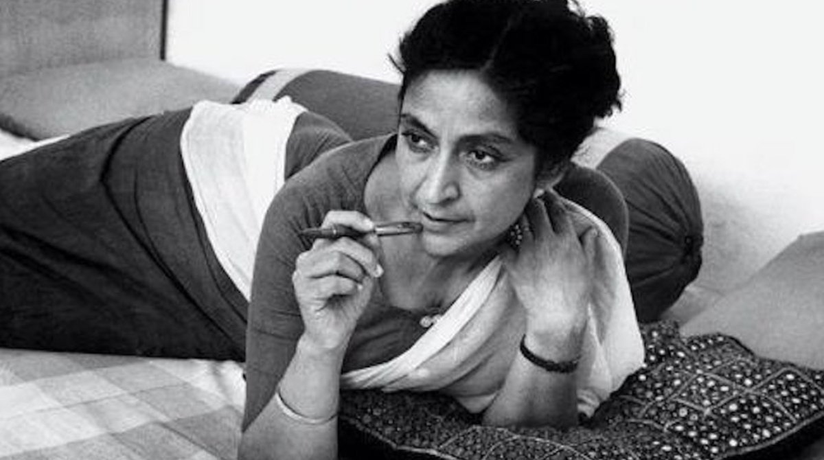 Amrita Pritam, 99 birthday