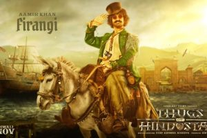 Thugs of Hindostan | Aamir Khan is Firangi whose second name is 'Truth'