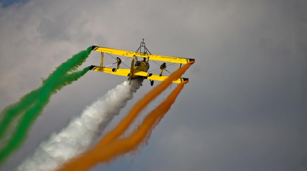 Defence Ministry, Aero India, Bengaluru, Lucknow, Yogi Adityanath
