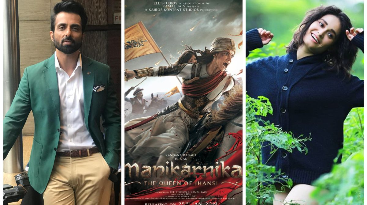 After Sonu Sood, another actor quits Manikarnika