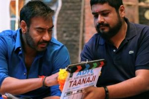 Ajay Devgn begins shooting 'Taanaji – The Unsung Warrior'
