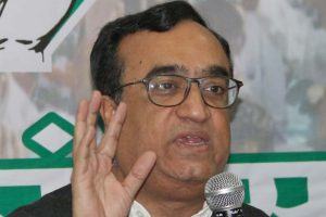 Suffering from painful orthopaedic ailment: Congress leader Ajay Maken