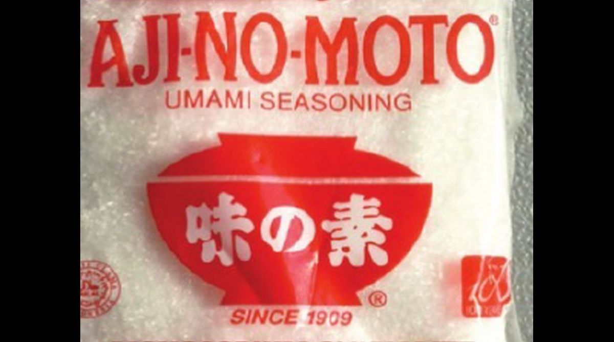 Ajinomoto, Monosodium Glutamate, Chinese salt, Goods Manufacturing Practices Act, Chinese cuisine