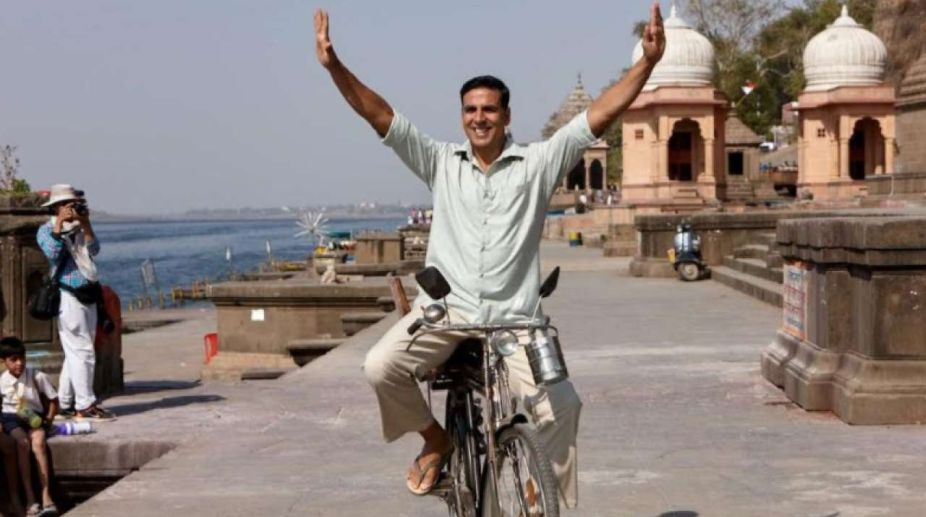 Akshay Kumar in Pad Man