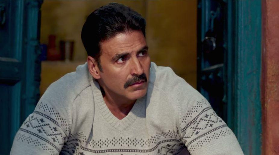 Akshay Kumar in Toilet—Ek Prem Katha