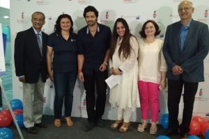 Ali Fazal joins Aishwarya Rai Bachchan as the ambassador of Smile Train