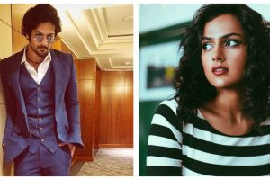 Ali Fazal and Shraddha Srinath bond over books