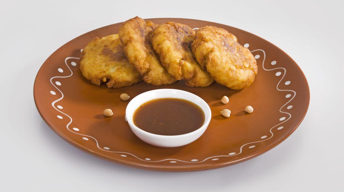 Aloo Tikki or Fried Potato